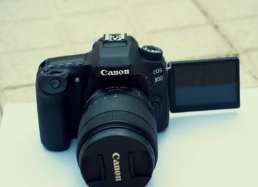 Camera Canon EOS 80D