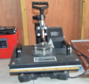 Heat Press Machine For Supplimation