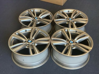BMW 19 Inch M Sport Rims With Tyres