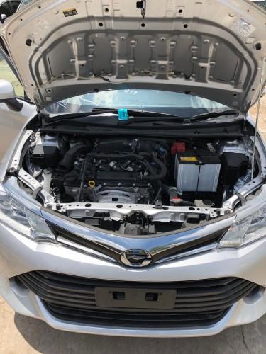 2015 Toyota Axio