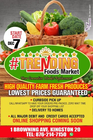 Trending Food Market