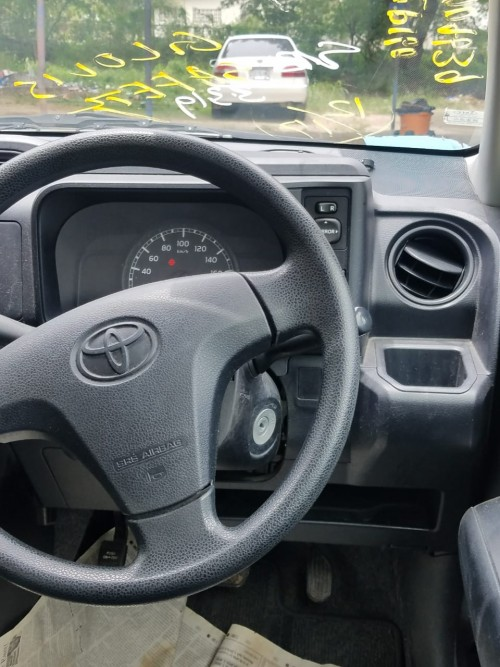 Toyota Probox New Shape 2014