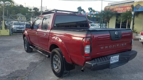 2003 Nissan Frontier LHD V6 Gas Engine Good Drivin