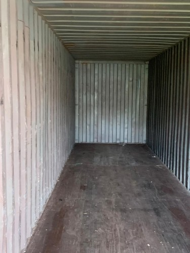 1 40 Foot Container For Sale