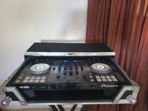 Pioneer Ddj Sx2 With Case