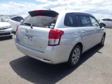 2014 Toyota Fielder G 2WD