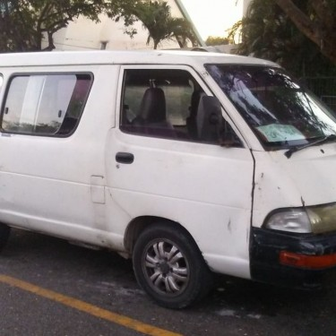 1996 Toyota Hiace