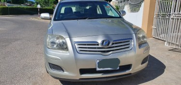 2007 TOYOTA AVENSIS IS