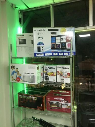 SMART TVs (OTHER PRICES IN DESCRIPTION BELOW)