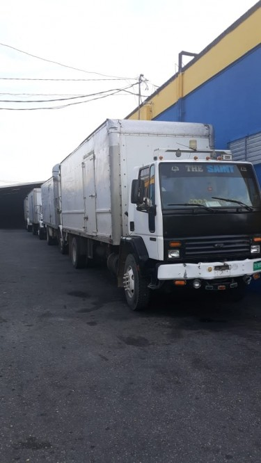 Caution Haulage - Trucking Company