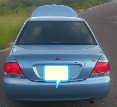 2005 Mitsubishi Lancer GLX