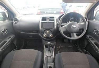2014 Nissan Latio S