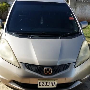 2010 Honda Fit 1450 Cc