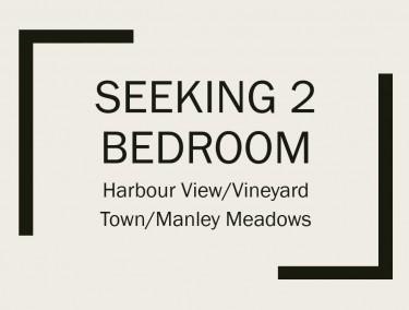 2 Bedroom Harbour View/Vineyard Tn/Manley Meadows