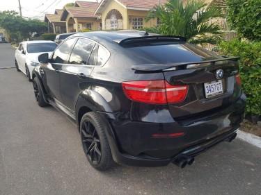 2011 BMW X6M