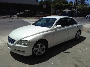 2009 Toyota Mark X 250G
