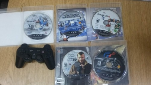 Am Selling A Ps3 It Is In Very Good Condition