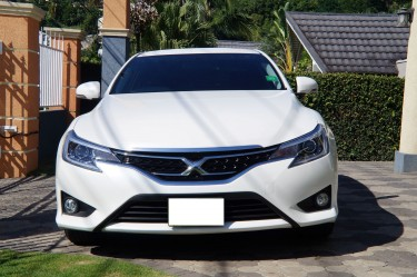 2014 Toyota Mark X For Rent