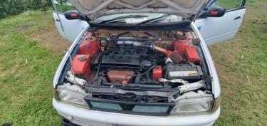 1996 Toyota Wagon