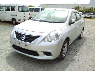 2014 Nissan Latio S (SALE OUT!)