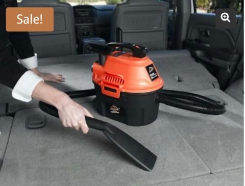 Heavy Duty Wet/dry Vacuum
