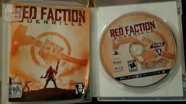 Red Faction Guerilla For PS3