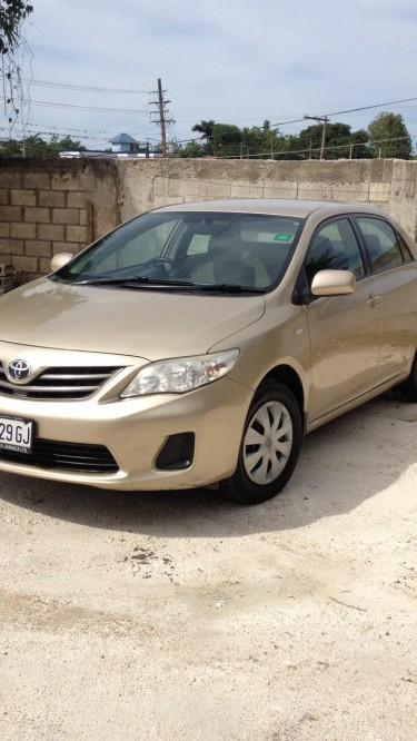 2013 Toyota Carolla