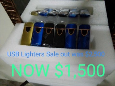 Rechargeable Wind Proof Lighter