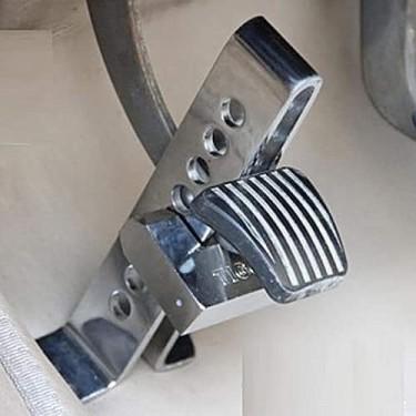 Car Brake Pedal Lock Available
