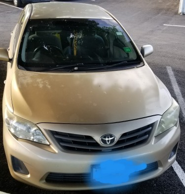 2012 Toyota Corolla  Cars Old Harbour
