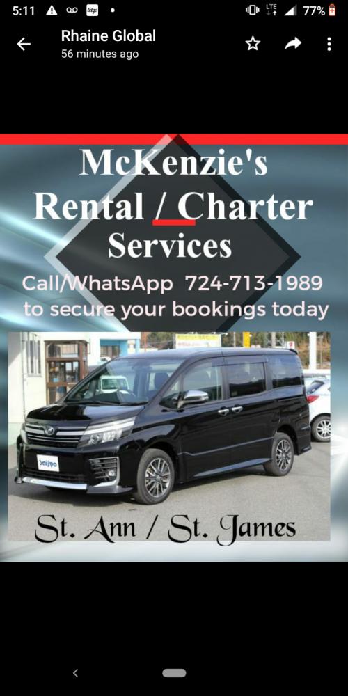 Bus Rental/ Charter