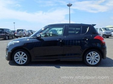 Suzuki Swift RS 2014