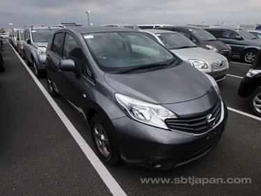 2014 Nissan Note W/ Rims