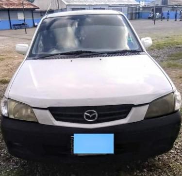 2002 Mazda Demio
