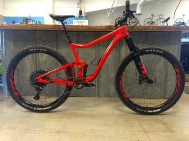 2019 Giant Trance Advanced Pro 29 2 Large Red