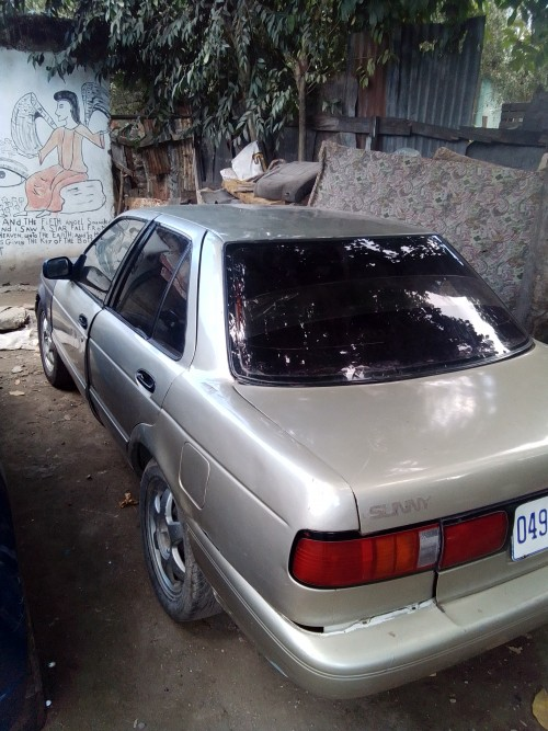 B13 For Sale 1994 Driving 2year Bk Lice 130k