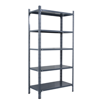 Dexion Shelves(Sold By Complete Unit Or By Parts)