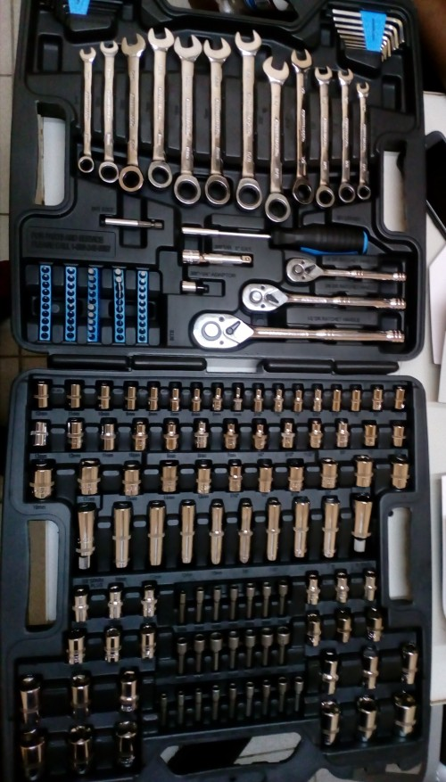 Mechanic Tool Set 190pc