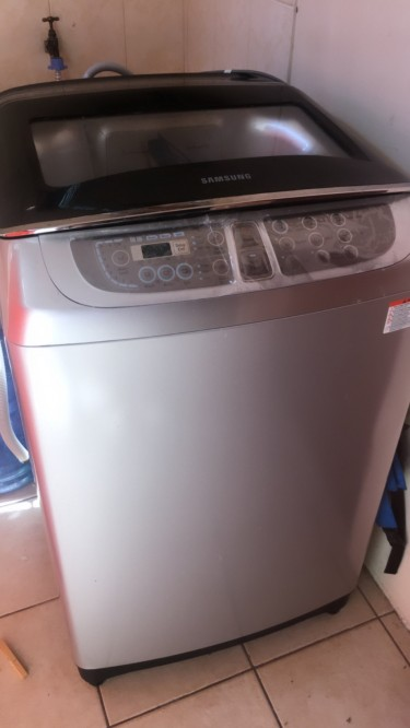 Samsung 14KG Top Loader Washing Machine
