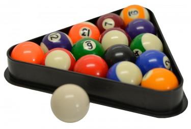 Billiards Pool Ball Complete 16 Ball Set