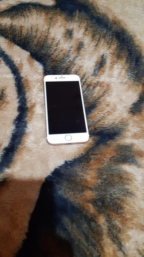 Rose Gold IPhone 7
