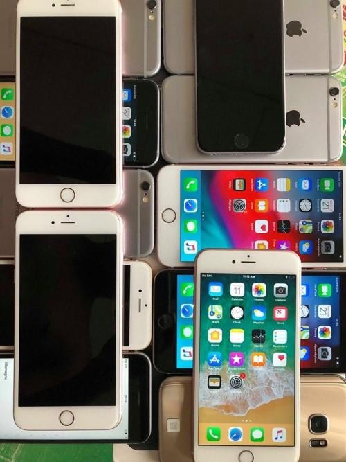 New IPhones On Sale-6&7
