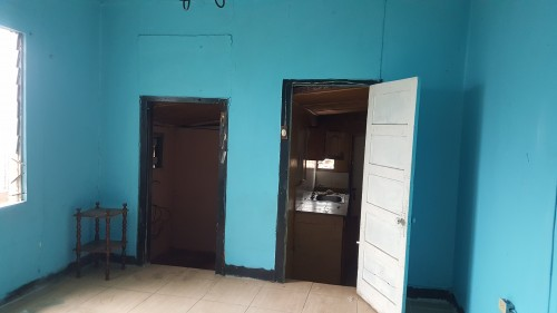 Semi Furnished 1 Bedroom Bathroom & Kitchen