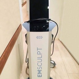 2018 BTL Aesthetics Emsculpt Like New