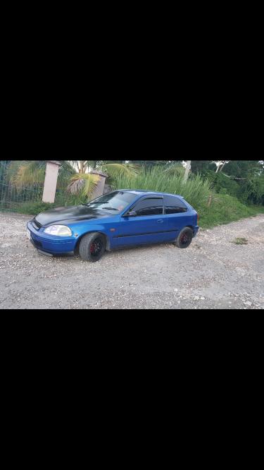 98 Honda Civic