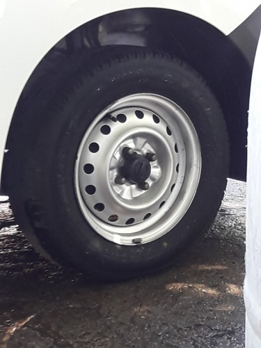 4 Triangle 13 Tires And Steel Rims