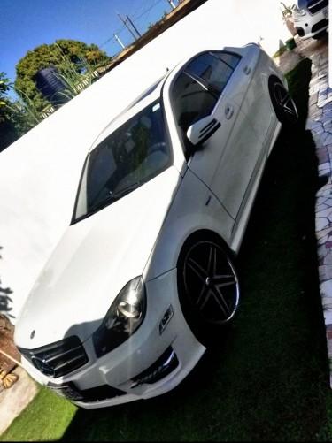 2012 C250 Benz