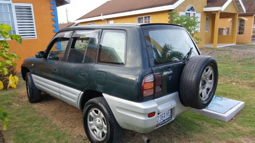 1998 Toyota Rav 4