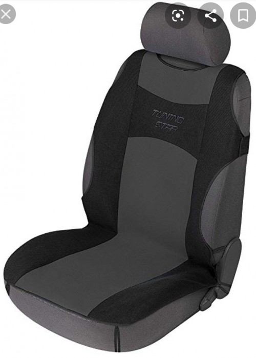 Universal T-shirt Seat Cover (front Seat Only)