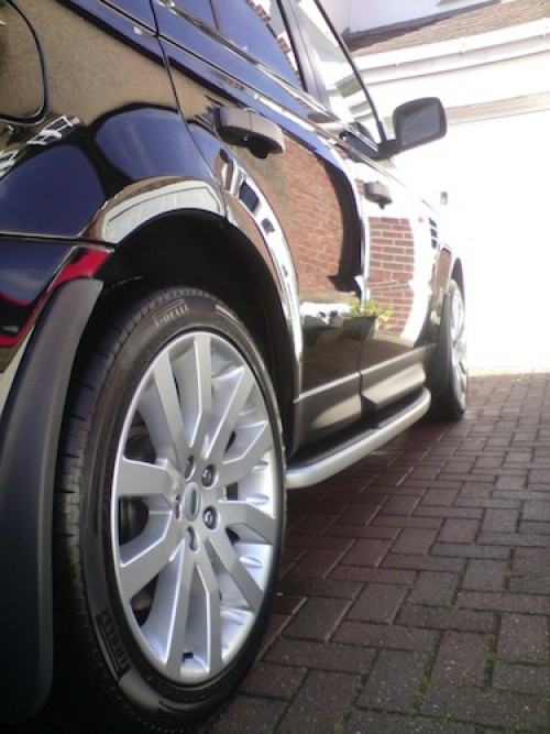 Auto Detailing And Power Washing.
